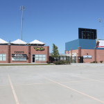 Corn Crib Baseball Stadium, Normal